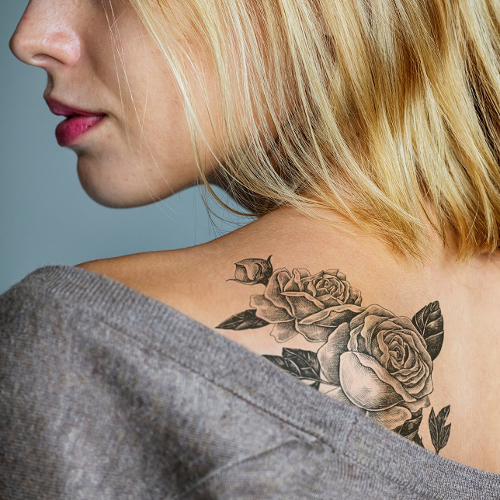 łuszczyca A Tatuaż Czy Wykonanie Tatuażu To Dobry Pomysł